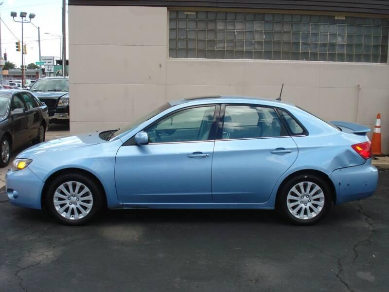 2011 Subaru Impreza for sale at Frontier Motors Ltd in Colorado Springs CO