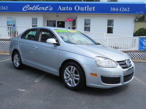 2006 Volkswagen Jetta for sale at Colbert's Auto Outlet in Hickory NC