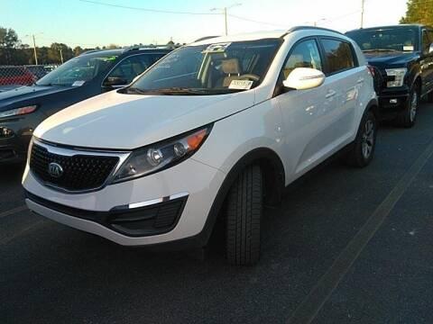 2015 Kia Sportage for sale at FLORIDA CAR TRADE LLC in Davie FL