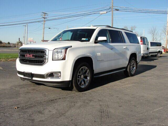 2015 GMC Yukon XL for sale at Caesars Auto in Bergen NY