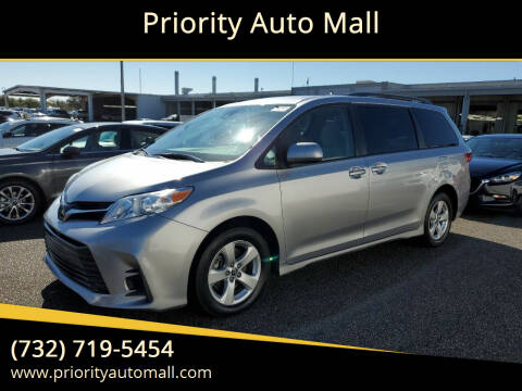 2018 Toyota Sienna for sale at Priority Auto Mall in Lakewood NJ