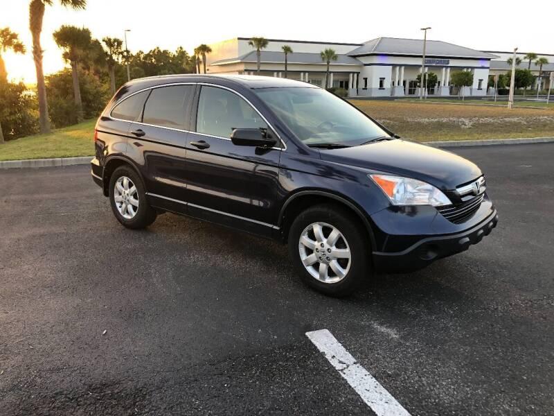 2008 Honda CR-V for sale at Internet Motorcars LLC in Fort Myers FL