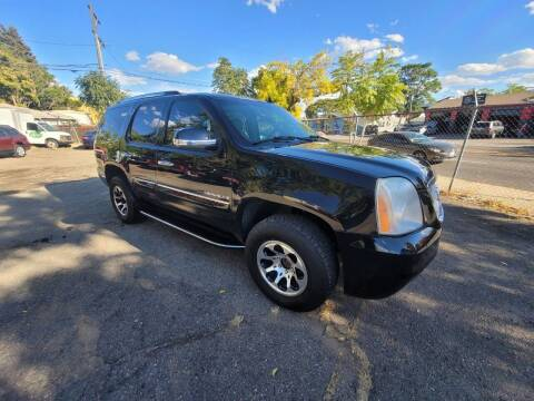 2007 GMC Yukon for sale at JPL Auto Sales LLC in Denver CO