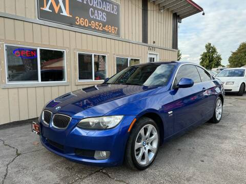 2010 BMW 3 Series for sale at M & A Affordable Cars in Vancouver WA