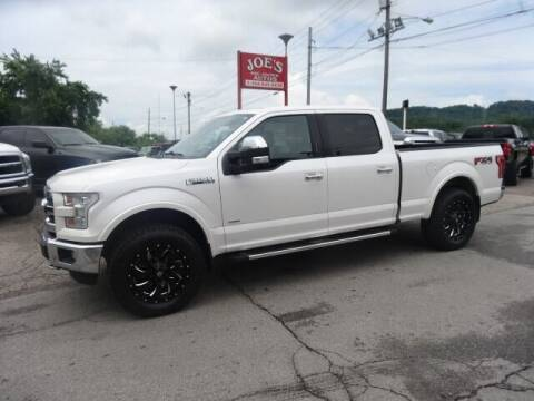 2016 Ford F-150 for sale at Joe's Preowned Autos in Moundsville WV