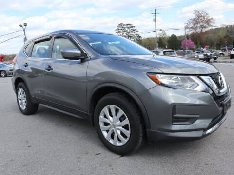 2017 Nissan Rogue for sale at Viles Automotive in Knoxville TN