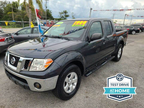 2011 Nissan Frontier for sale at GP Auto Connection Group in Haines City FL