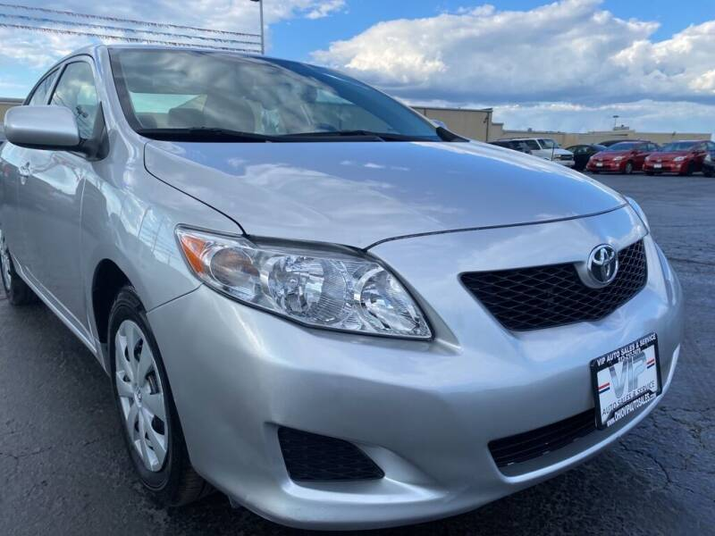 2010 Toyota Corolla for sale in Franklin, OH