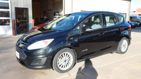 2014 Ford C-MAX Hybrid for sale at Mid Kansas Auto Sales in Pratt KS