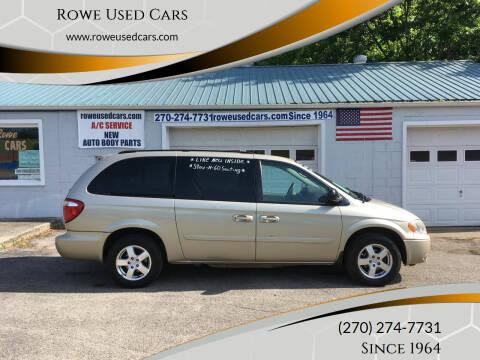 2007 Dodge Grand Caravan for sale at Rowe Used Cars in Beaver Dam KY