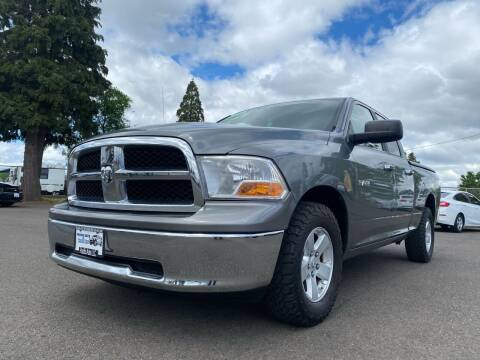 2009 Dodge Ram Pickup 1500 for sale at Pacific Auto LLC in Woodburn OR