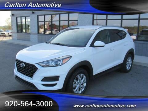 2019 Hyundai Tucson for sale at Carlton Automotive Inc in Oostburg WI