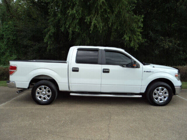 2014 Ford F-150 for sale at Ray Todd LTD in Tyler TX