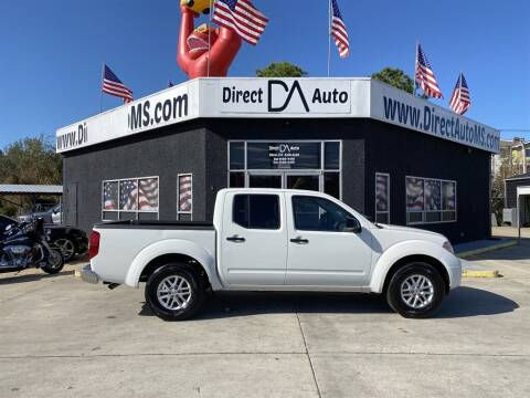 2019 Nissan Frontier for sale at Direct Auto in D'Iberville MS