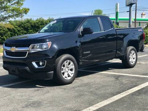 2016 Chevrolet Colorado for sale at RUSH AUTO SALES in Burlington NC