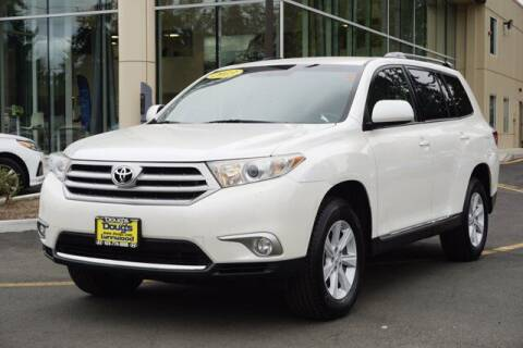 2013 Toyota Highlander for sale at Jeremy Sells Hyundai in Edmunds WA