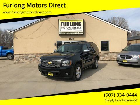 2014 Chevrolet Tahoe for sale at Furlong Motors Direct in Faribault MN