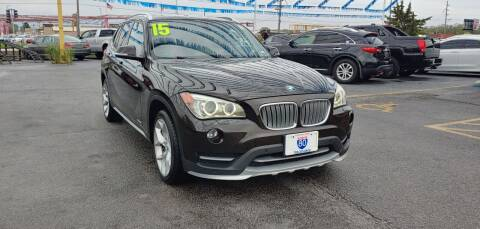 2015 BMW X1 for sale at I-80 Auto Sales in Hazel Crest IL