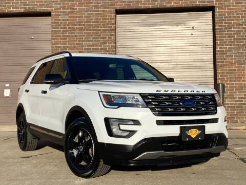2017 Ford Explorer for sale at Effect Auto Center in Omaha NE