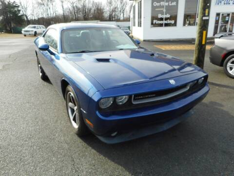 2010 Dodge Challenger for sale at Auto America - Monroe in Monroe NC