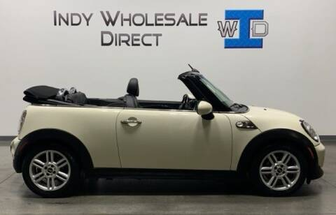 2011 MINI Cooper for sale at Indy Wholesale Direct in Carmel IN