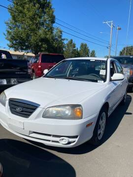2006 Hyundai Elantra for sale at M AND S CAR SALES LLC in Independence OR