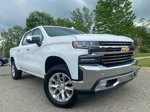 2020 Chevrolet Silverado 1500 for sale at Rite Track Auto Sales in Canton MI