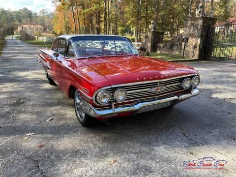 1960 Chevrolet Impala for sale at SelectClassicCars.com in Hiram GA