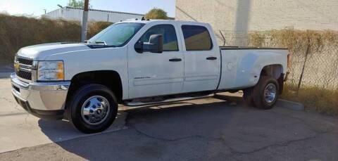 2012 Chevrolet Silverado 3500HD for sale at Advantage Motorsports Plus in Phoenix AZ