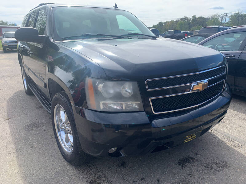2007 Chevrolet Tahoe for sale at 51 Auto Sales Ltd in Portage WI