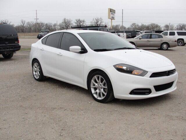 2014 Dodge Dart for sale at Frieling Auto Sales in Manhattan KS