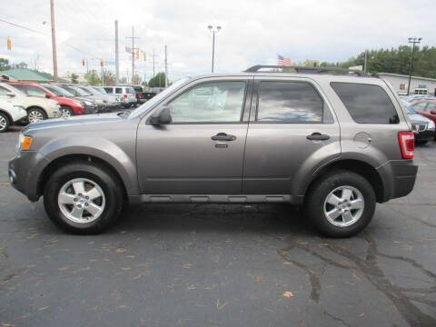 2009 Ford Escape for sale at Home Street Auto Sales in Mishawaka IN