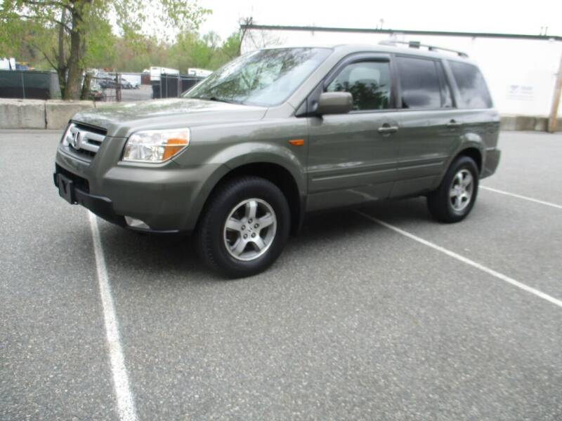 2008 Honda Pilot for sale at Route 16 Auto Brokers in Woburn MA