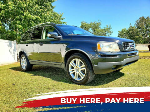 2012 Volvo XC90 for sale at Real Deals of Florence, LLC in Effingham SC