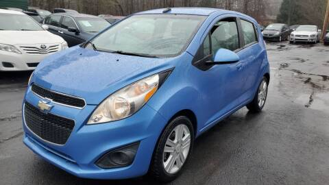 2014 Chevrolet Spark for sale at GA Auto IMPORTS  LLC in Buford GA