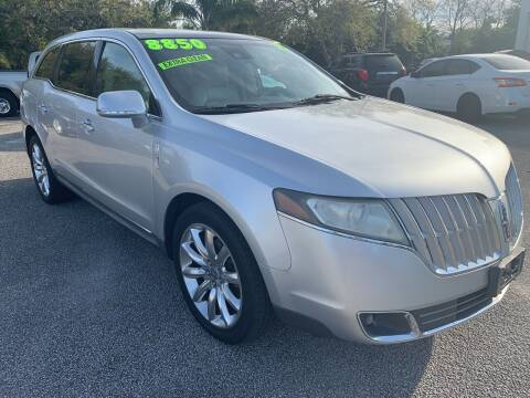 2011 Lincoln MKT for sale at The Car Connection Inc. in Palm Bay FL