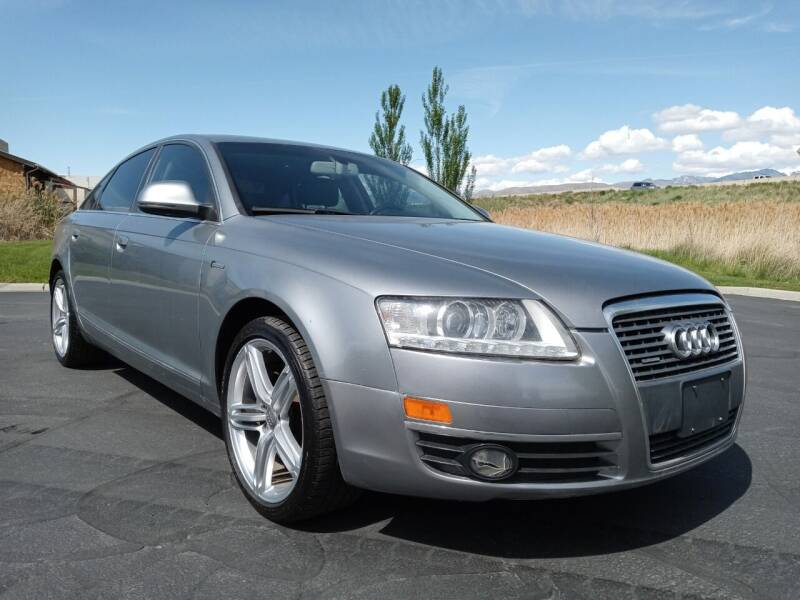 2011 Audi A6 for sale at AUTOMOTIVE SOLUTIONS in Salt Lake City UT