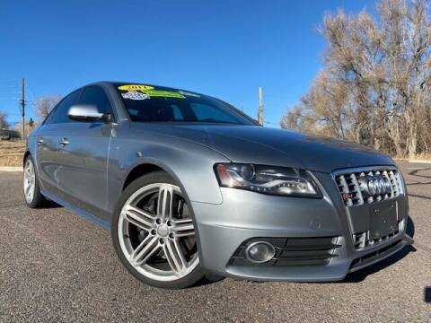 2011 Audi S4 for sale at UNITED Automotive in Denver CO