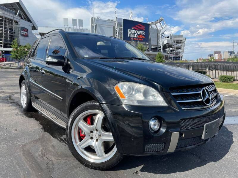 2007 Mercedes-Benz M-Class for sale in Denver, CO