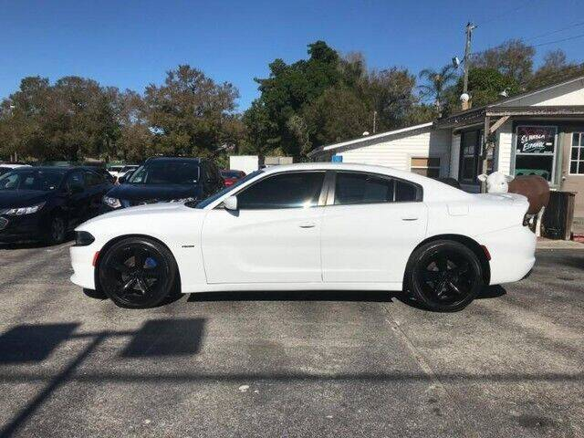 2016 Dodge Charger for sale at Denny's Auto Sales in Fort Myers FL