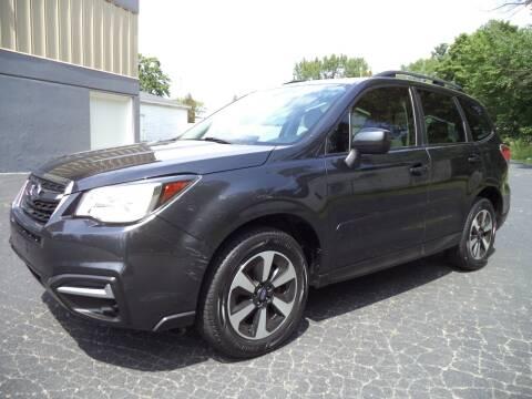 2017 Subaru Forester for sale at Niewiek Auto Sales in Grand Rapids MI