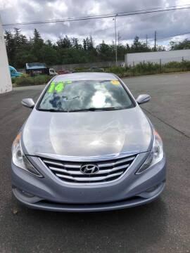 2014 Hyundai Sonata for sale at ALHAMADANI AUTO SALES in Spanaway WA
