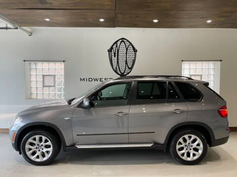 2013 BMW X5 for sale at Midwest Car Connect in Villa Park IL