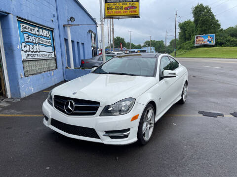 2012 Mercedes-Benz C-Class for sale at Ideal Cars in Hamilton OH