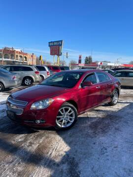 2011 Chevrolet Malibu for sale at Big Bills in Milwaukee WI