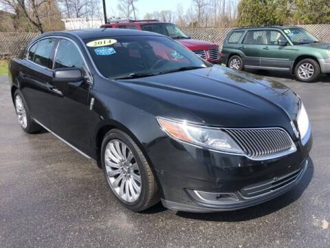 2014 Lincoln MKS for sale at Newcombs Auto Sales in Auburn Hills MI