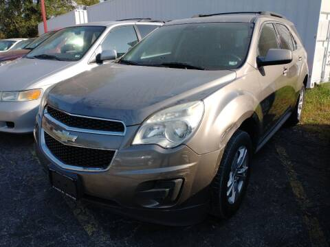 2011 Chevrolet Equinox for sale at Best Deal Motors in Saint Charles MO