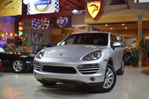 2011 Porsche Cayenne for sale at Chicago Cars US in Summit IL