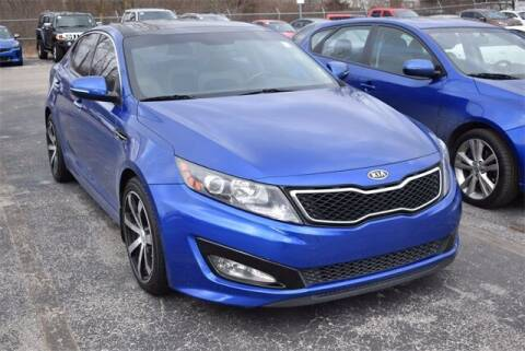 2011 Kia Optima for sale at BOB ROHRMAN FORT WAYNE TOYOTA in Fort Wayne IN