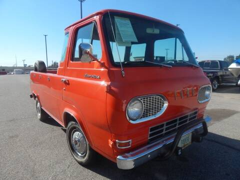 1967 Ford E-100 for sale at Iconic Motors of Oklahoma City, LLC in Oklahoma City OK